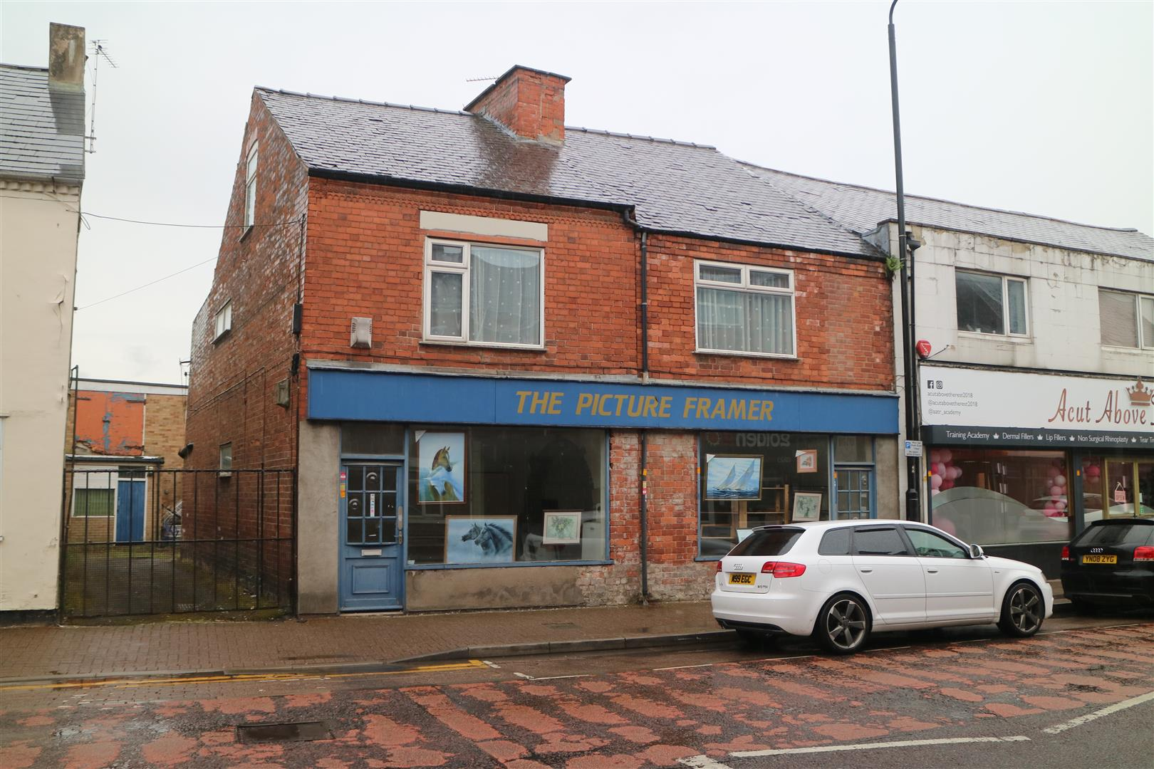 Outram Street Sutton-In-Ashfield NG17 4FT